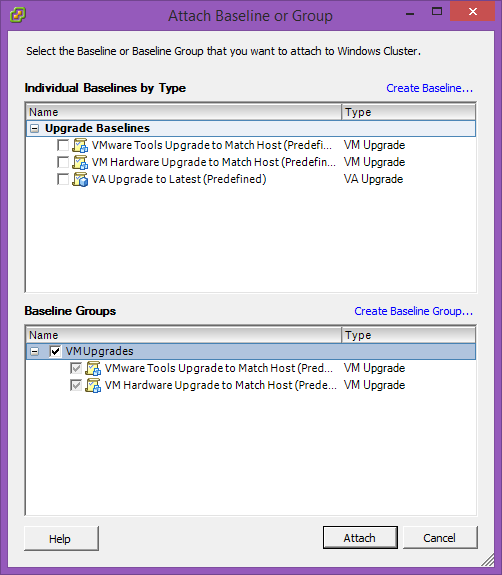attach-baseline-to-folder