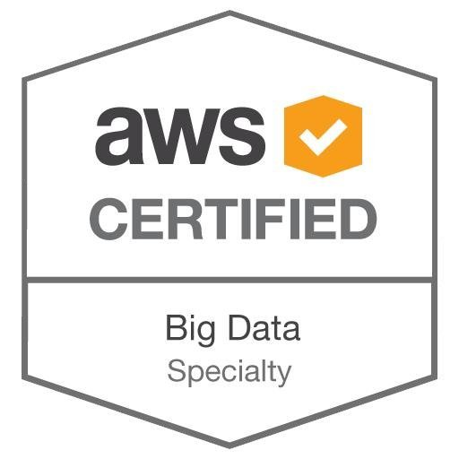 AWS Certified Big Data – Specialty – Blue Clouds